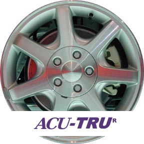 "16"" Mercury Sable Wheel Rim - 3360A"