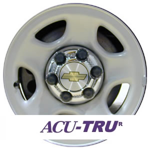 "16"" Chevy, GMC Truck and SUV Wheel Rim - 5128, 8048"