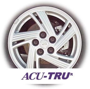 "15"" Pontiac Sunfire Wheel Rim - 6537"