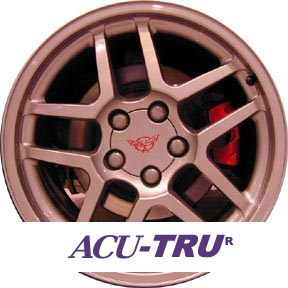 "17"" Chevrolet Corvette Wheel Rim - 5123"