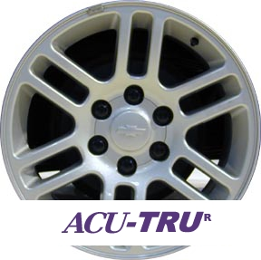 "18"" Canyon, Colorado, Isuzu Wheel Rim - 5228"