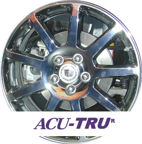 "18"" Cadillac STS, DTS Wheel Rim - 4605, 4621 chrome"