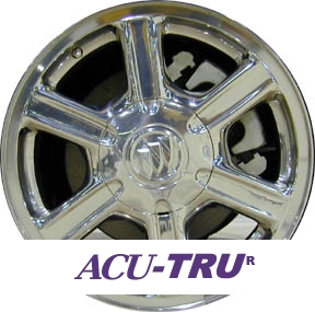 "17"" GMC Envoy, Buick Rainier Wheel Rim - 6052"