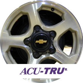 "15"" Chevrolet Tracker Wheel Rim - 60181"
