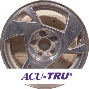 "17"" Pontiac Firebird Wheel Rim - 6536"