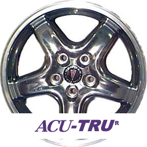 "17"" Pontiac Firebird Wheel Rim - 6555"