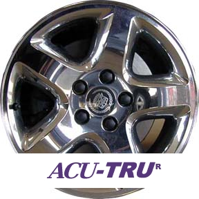 "16"" Cadillac Catera Wheel Rim - 4546"