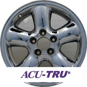 "16"" Cadillac Catera Wheel Rim - 4532"