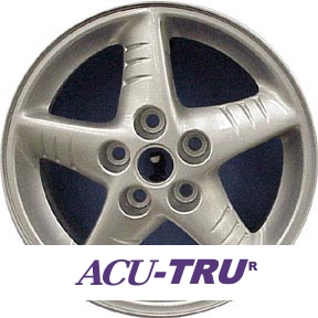 "16"" Pontiac Grand Am Wheel Rim - 6533Au20"