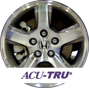 "16"" Honda Pilot Wheel Rim - 63903 u30 mf"