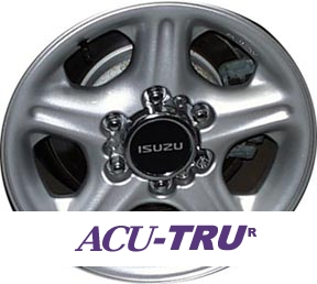 "16"" Isuzu Trooper Wheel Rim - 64227A"