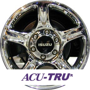 "18"" Isuzu Axiom, Rodeo, Vehicross Wheel Rim - 64236"