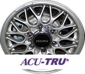 "16"" Isuzu Trooper Wheel Rim - 64210, 64221A"