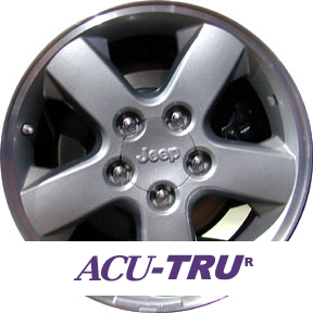 "17"" Jeep Grand Cherokee Wheel Rim - 9042A"