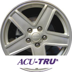 "17"" Jeep Compass Patriot Wheel Rim - 9069A ffs"