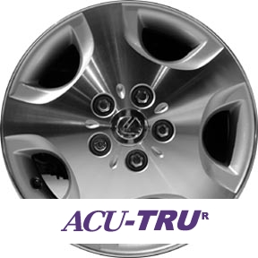 "16"" Toyota Avalon Wheel Rim - 69432 machined"