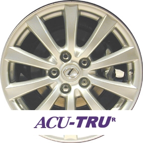 "17"" Lexus IS250, IS350 Wheel Rim - 74188"