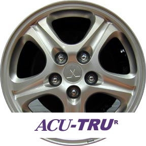 "16"" Mitsubishi Outlander Wheel Rim - 65789"