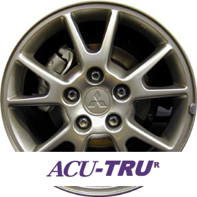 "16"" Mitsubishi Diamante Wheel Rim - 65801"