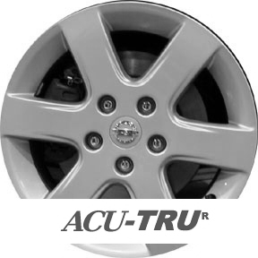 "16"" Nissan Altima Wheel Rim - 62396"