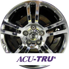 "17"" Nissan Altima Wheel Rim - 62433"