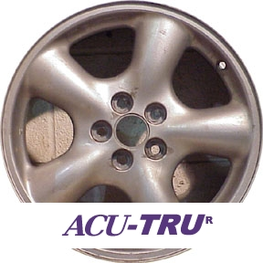 "16"" Subaru Forester Wheel Rim - 68714"