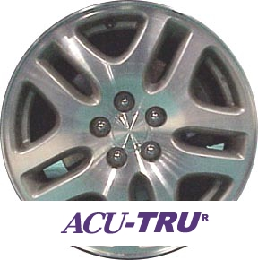 "16"" Subaru Forester Wheel Rim - 68741"