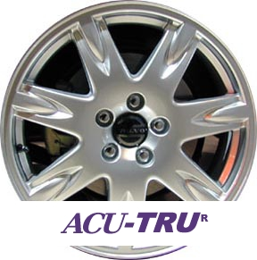 "17"" Volvo 70, 80 Series Wheel Rim - 70253"