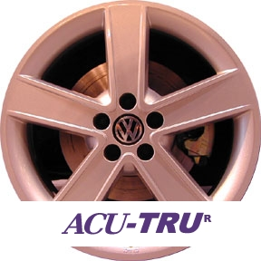 "17"" Volkswagen Beetle, Golf, Jetta Wheel Rim - 69752"