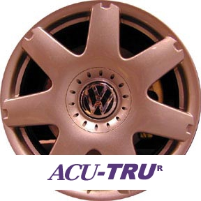 "17"" Volkswagen Beetle Wheel Rim - 69742"