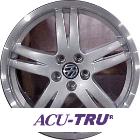 "17"" Volkswagen Beetle, Golf, Jetta Wheel Rim - 69753"