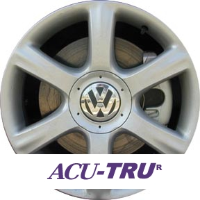 "16"" Volkswagen Beetle Wheel Rim - 69833"