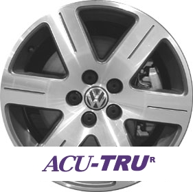 "16"" Volkswagen Beetle Wheel Rim - 69814"