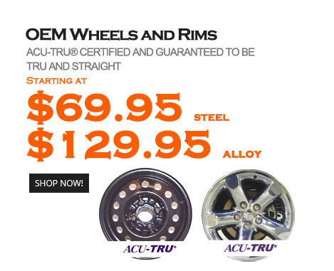 OEM Wheels and Rims