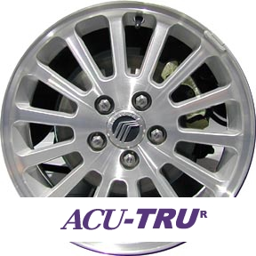 "16"" Mercury Sable Wheel Rim - 3485"