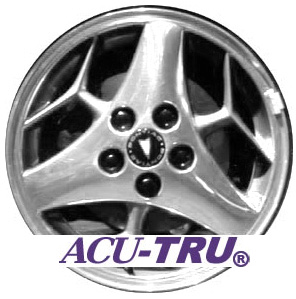 "16"" Pontiac Aztek, Grand Prix Wheel Rim - 6543Au80"