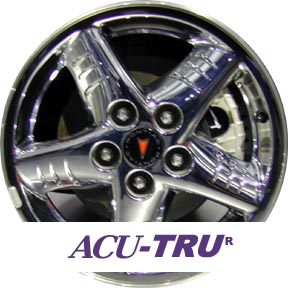 "16"" Pontiac Grand Am Wheel Rim - 6533Bu85"