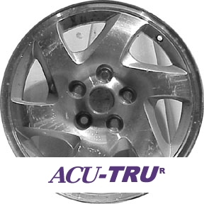 "16"" Mazda Tribute Wheel Rim - 64845"