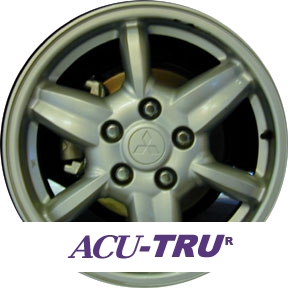 "16"" Mitsubishi Diamante Wheel Rim - 65784"