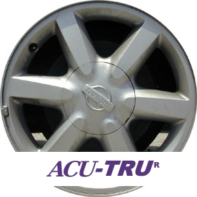 "16"" Nissan Quest Wheel Rim - 62389"