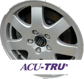 "16"" Volvo S60, 70 Series Wheel Rim - 70254"